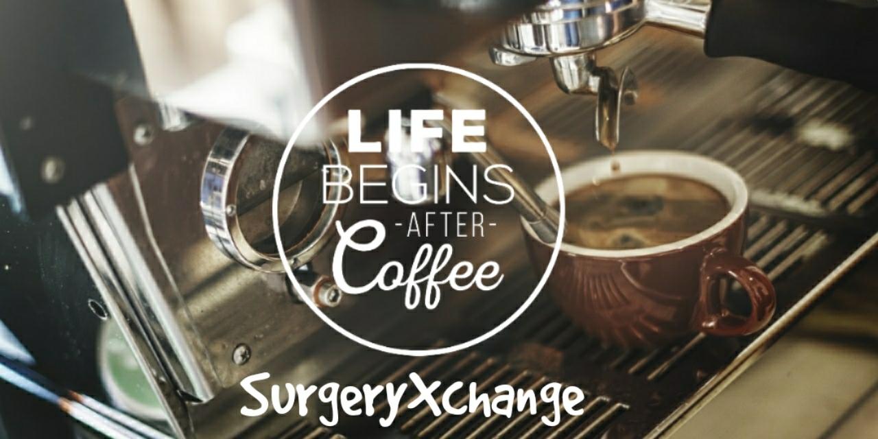 Coffee Benefits SurgeryXchange