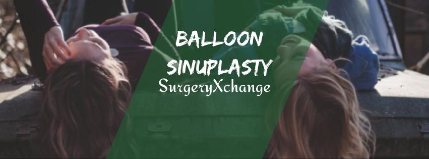 baloon sinus by SuregeryXchange